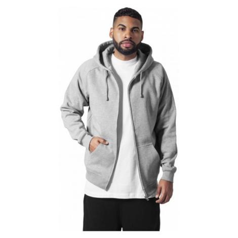 Urban Classics Zip Hoody grey