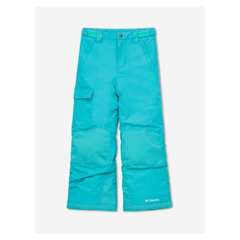 Kalhoty Columbia Bugaboo II Pant Modrá