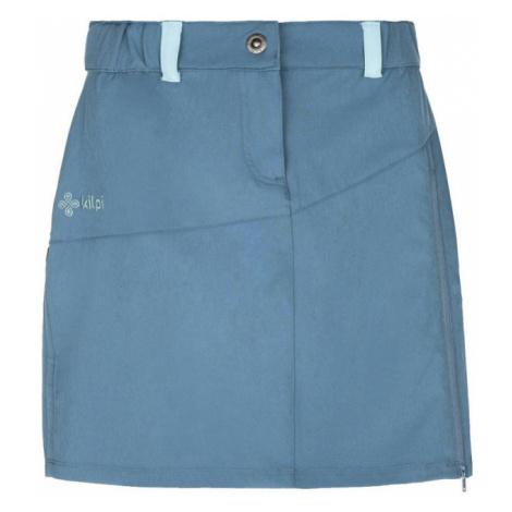 KILPI Dámská sportovní sukně ANA-W ML0032KIBLU Modrá