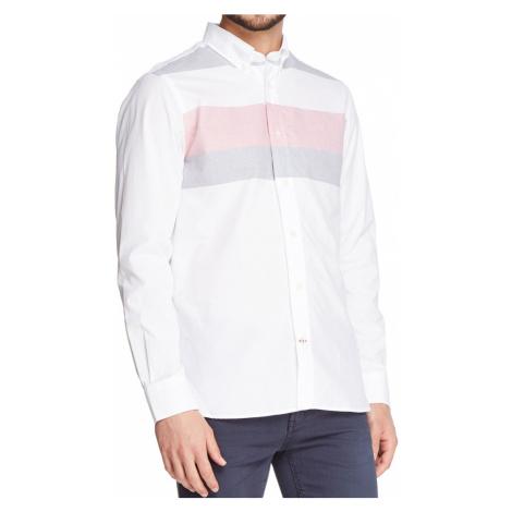 Tommy Hilfiger pánská bílá košile