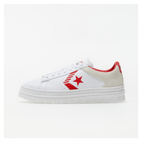 Converse Pro Leather X2 White/ Egret/ University Red