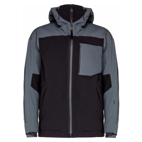 Lyžařská bunda Bogner HUGH šedá|černá