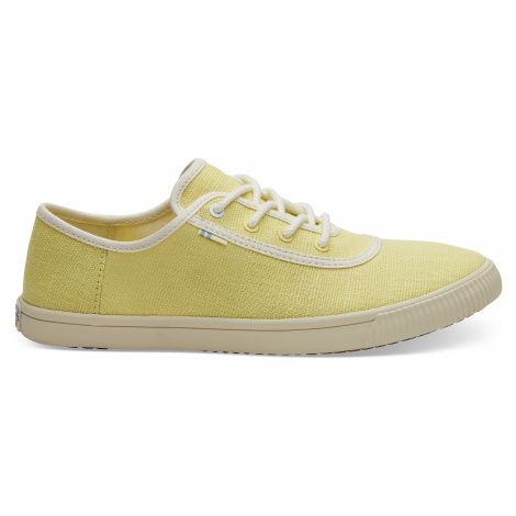 Sunshine Heritage Canvas Women Carmel Sneak Toms