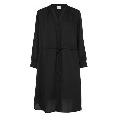 SELECTED FEMME Košilové šaty 'DAMINA' černá