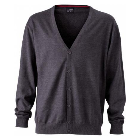 James & Nicholson Pánský bavlněný svetr JN661
