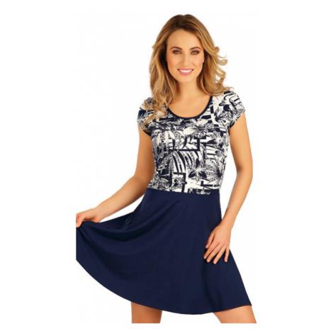 Dámské šaty Litex 5A028 | modrá
