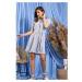 Fobya Woman's Dress F1205