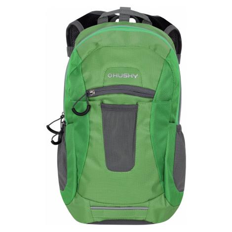 Husky Jemi 10l zelená Dětský batoh