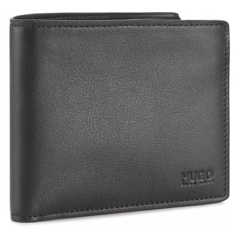 Velká pánská peněženka BOSS - Subway 8 Cc 50312006 Black 001 Hugo Boss