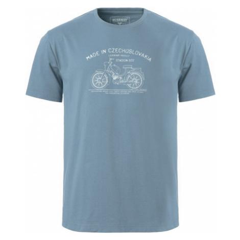 Pánské tričko BUSHMAN BOBSTOCK II tmavě modrá