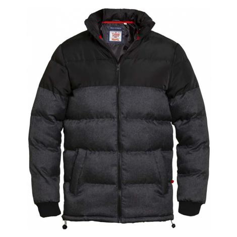 D555 bunda pánská ASHBY nadměrná velikost