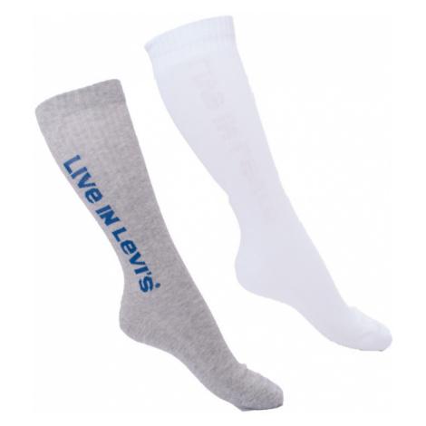 2PACK ponožky Levis vícebarevné (903018001 013) Levi´s