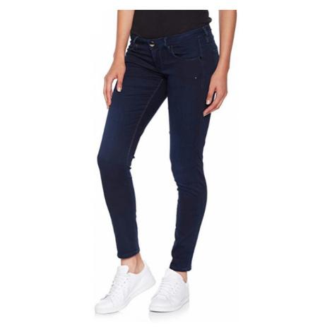 Guess dámské tmavě modré kalhoty