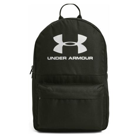 Batoh Under Armour Loudon Backpack Zelená / Bílá