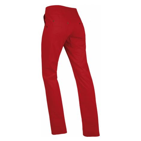LITEX Kalhoty dámské dlouhé bokové. 99565315 bordó