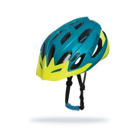 Cyklistická helma LIMAR 767 e-bike/MTB matt petrol/lime