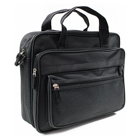 Černá pánská příruční taška Royce Tapple