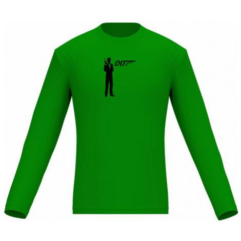 Pánské tričko dlouhý rukáv James Bond