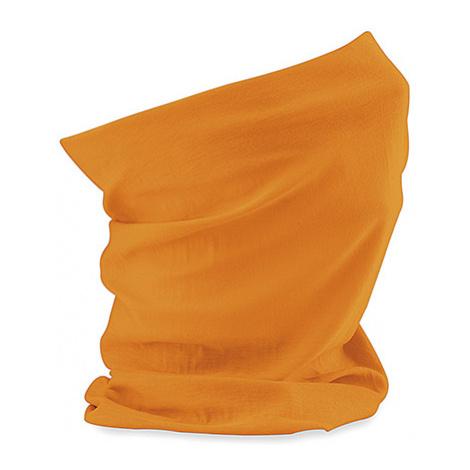 Dámský/dětský nákrčník - oranžový Beechfield