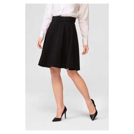Áčková sukně s opaskem Orsay