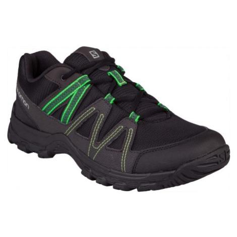 Salomon DEEPSTONE M černá - Pánská hikingová obuv