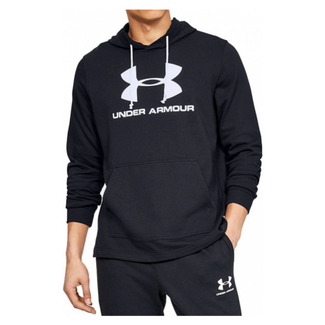 UNDER ARMOUR SPORTSTYLE TERRY LOGO HOODIE 1348520-001