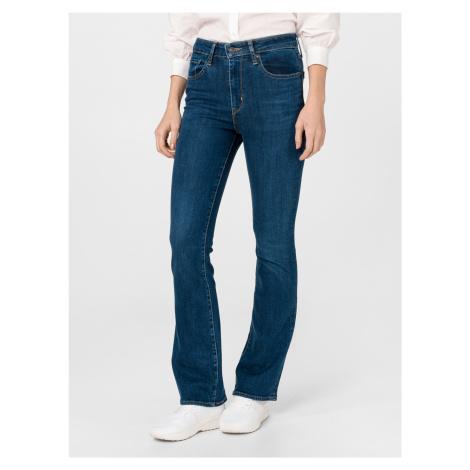 725™ High-Waisted Bootcut Jeans Levi's® Modrá Levi´s
