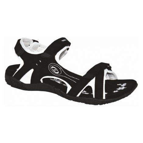 LOAP CAFFA Dámské sandály SSL1758V11A black/bl.de blanc