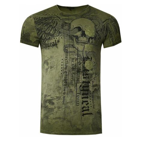 RUSTY NEAL tričko pánské 15266 regular fit