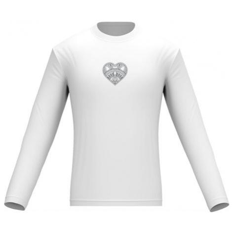 Pánské tričko dlouhý rukáv Originální srdíčko
