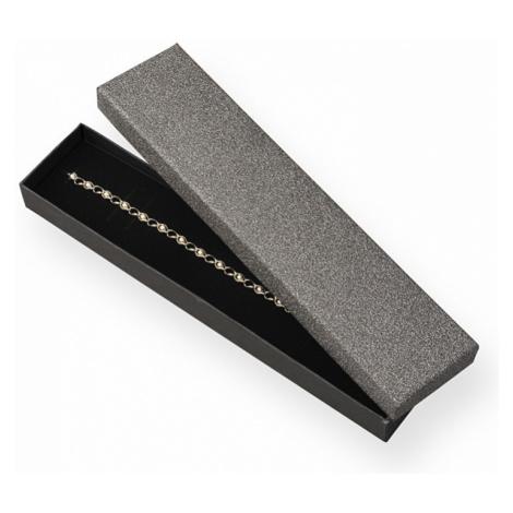 JK Box Elegantní dárková krabička na náramek JKbox