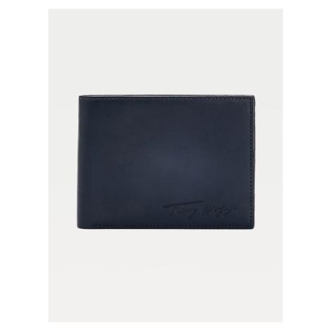 Tommy Hilfiger pánská tmavě modrá peněženka