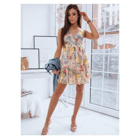 PRIMOSA pink dress Dstreet EY1589
