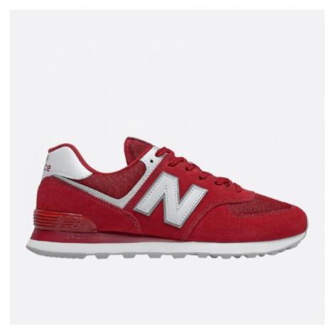 Pánské červené tenisky New Balance ML574ER2