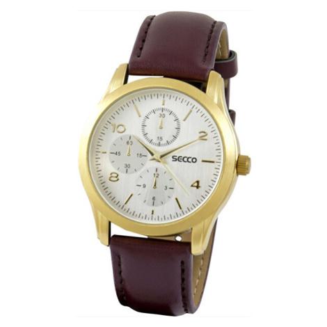 Secco Pánské analogové hodinky S A5044,1-114