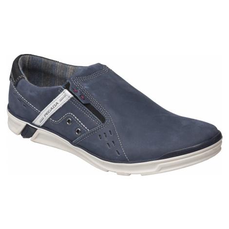 Pegada Pánská uzavřená vycházková obuv Modrá