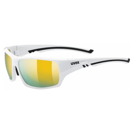 uvex sportstyle 222 pola White S3 Polarized