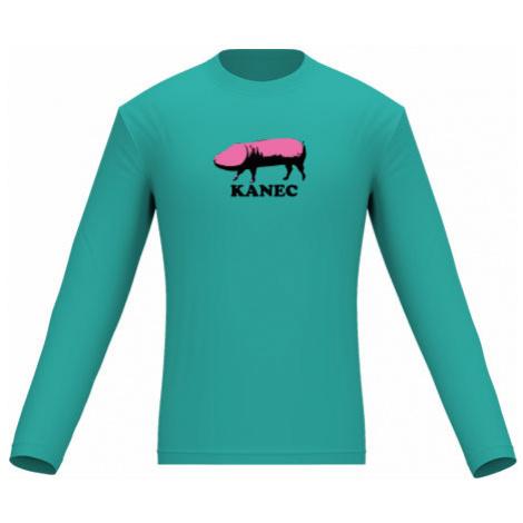 Pánské tričko dlouhý rukáv Kanec