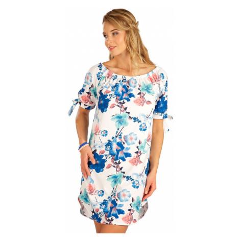LITEX Šaty dámské s krátkým rukávem 5B193
