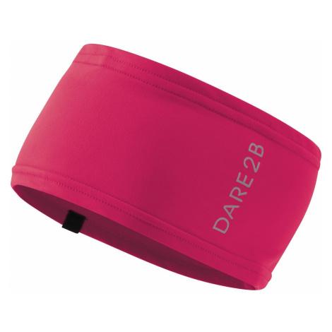 Čelenka Dare 2b Astral Headband Barva: tmavě fialová/růžová