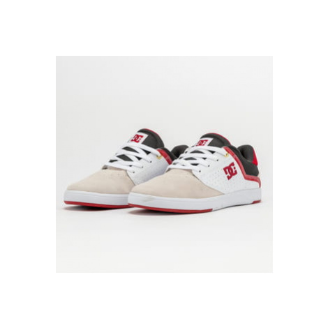 DC shoes Plaza TC SP white / grey / red