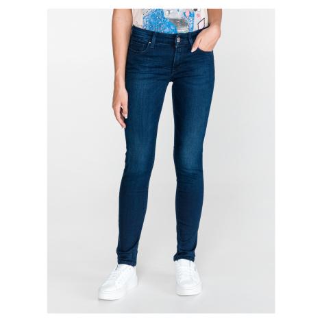 Luz Jeans Replay Modrá