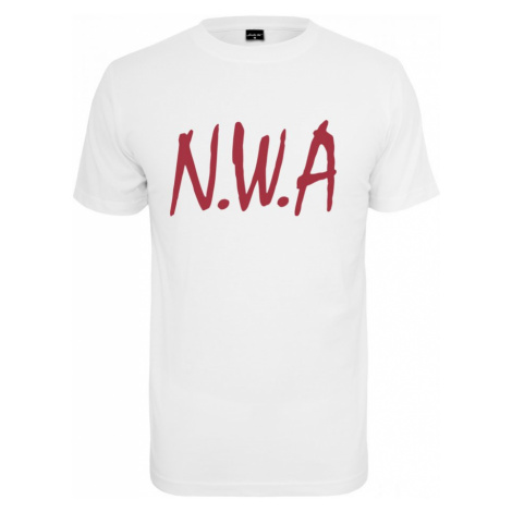 N.W.A Tee - white/red Mister Tee
