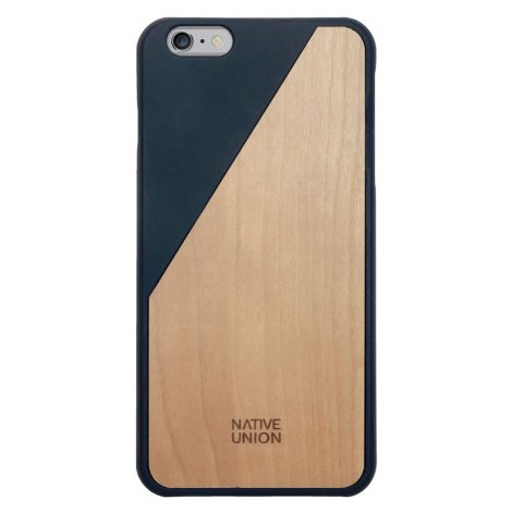 Kryt na iPhone 6 Plus – Clic Wooden Marine Native Union