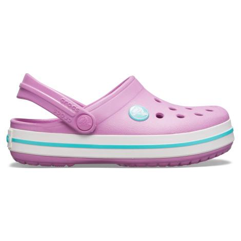Crocs Crocband Clog K Violet/Pool J3