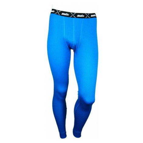 Swix STARX BODYW PANTS M modrá - Pánské spodní kalhoty