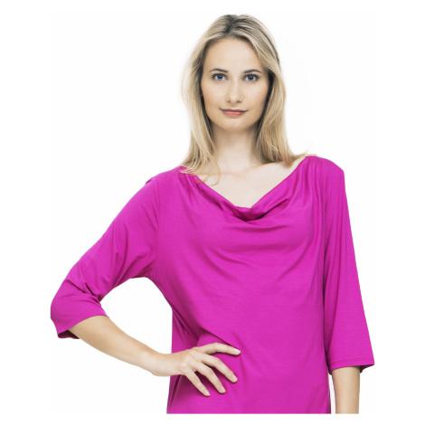 Dámské pyžamo Follia Ilana Valeria | fialová