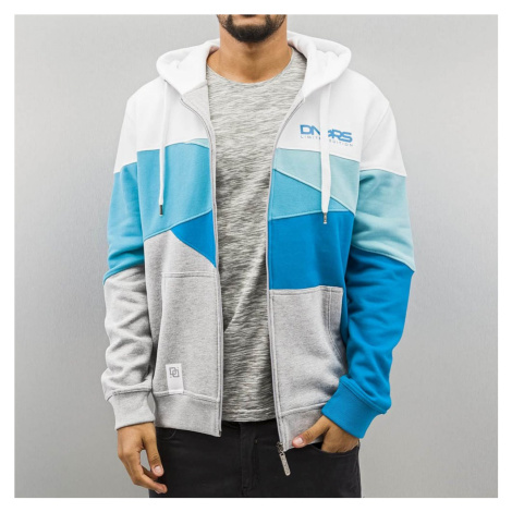 Mikina Dangerous DNGRS / Zip Hoodie Limited Edition II Race City in blue