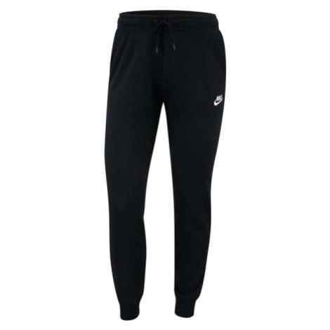 Nike NSW ESSNTL PANT REG FLC černá - Dámské tepláky