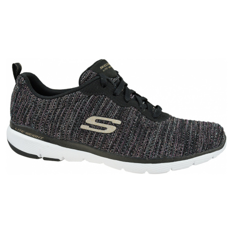 SKECHERS FLEX APPEAL 3.0 ENDLESS GLAMOUR 13071-BKMT
